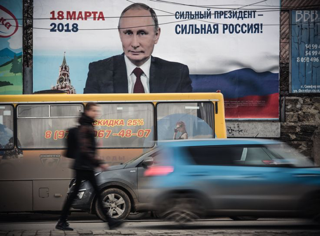 Russia surprise in the wake of the elections?